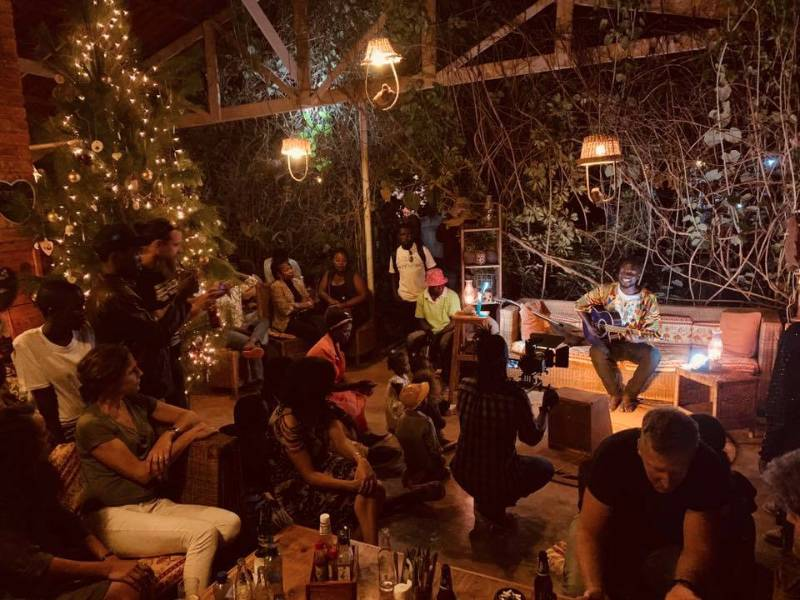 music macondo camp malawi africa restaurant bar lodge camping